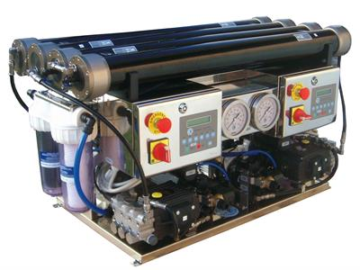 Model HP SC - Double Watermaker
