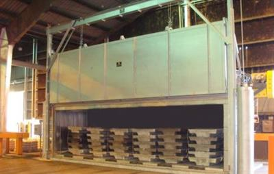 Stelter - Aluminum Sow Dryers