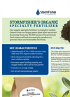 StormFisher - Organic Fertilizer - Brochure