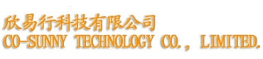 CO-SUNNY TECHNOLOGY CO., LIMITED