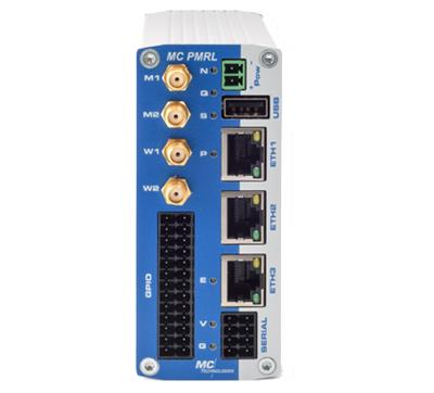 Model MC PMRL - Programmable Mobile Router
