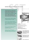 Stainless Steel Sand Media Filtration Systems SST Brochure