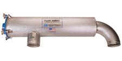 Model SPS Series - Stainless Steel Pressurized Screen Filters