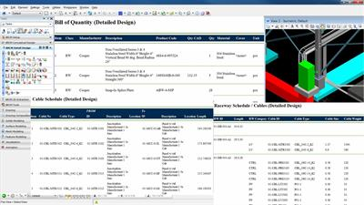 Raceway Design and Cable Management Software-3