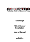 SiloWeigh - Silex Sensor Installation User Manual