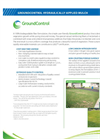 Ground Control Hydromulch- Brochure