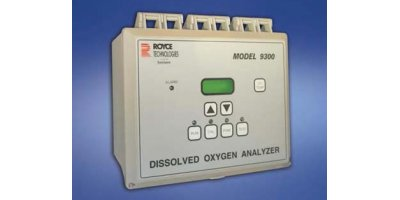 Royce Technologies - Model 9300 - Aquaculture Pond Monitoring System