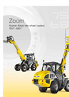 Model 750T - Tele Wheel Loader Brochure
