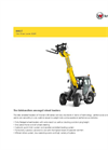 Model 8085T - Tele Wheel Loader Brochure