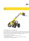 Model 3007 - Telehandlers Brochure