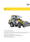Model 8085 - Wheel Loader Brochure
