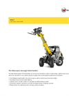 Model 8095T - Tele Wheel Loader Brochure