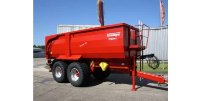 Krampe - Model Big Body 600 - Tandem Body Tipper