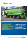Tank Transport Liquid Manure - Brochure