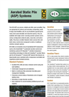 Aerated Static Pile (ASP) Systems - Brochure