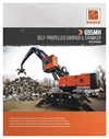 Model 695MH EPIC - Rugged Self-Propelled Carrier Brochure