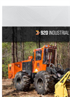 Model 920 - Industrial Tractor Brochure