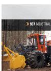 Model 937 - Industrial Tractor Brochure