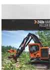 Barko - Model 240B-D - Tracked Harvesters Brochure
