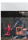 Barko - Model 260B-H - Tracked Harvester Brochure