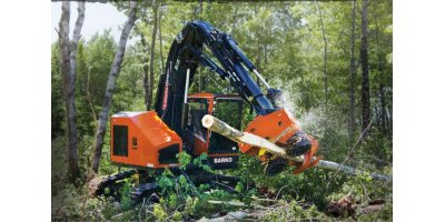 Barko  - Model 240  - Harvester/Feller Buncher