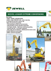 Hydraulic Log Loader Brochure