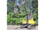Hydraulic Log Loader