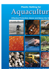 Aquaculture Netting- Brochure
