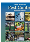 Pest Control & Lawn and Garden- Brochure