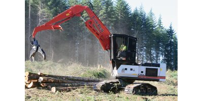 Link-Belt - Model 3740 TL - Forestry Excavators