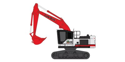 Link-Belt - Model 3740 RB - Forestry Excavators