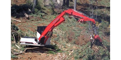 Link-Belt - Model 240 X2 - Forestry Excavators