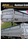 Maurer - - Aluminum Grain Trailer Brochure
