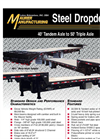 Maurer - - Steel Dropdeck Trailer Brochure