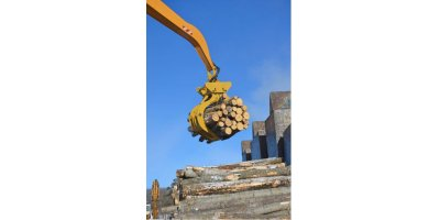 Builtrite - Model PG 125 - Pulpwood Grapple