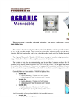 Monocable Irrigation Telemanagement System Brochure