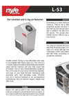 Model L 53 - Compact, High Performance Dehumidification System - Brochure