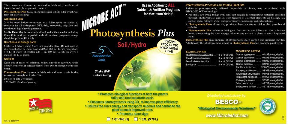 MICROBEACT - BIOFERTILIZER