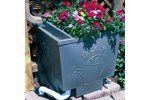 Desert Plastics 55 Gallon Nino Planter / Rain Barrel - PLUS