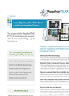 WeatherTRAK - Version ET Pro3 2-Wire - Commercial-Grade Smart Irrigation Controller Software Brochure