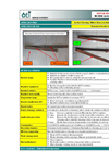 LOT 11 Technical Data Sheet - Leather Cleaning, Mildew Removal, Surface Protection