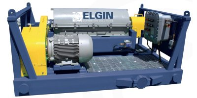 Elgin - Model ESS-1450HD2 - Food Rendering Centrifuge