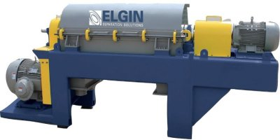 Elgin - Model ESS-1655HD2 - Mid-Sized Rendering Centrifuge