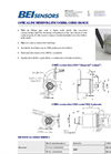 Model GHM3 - Incremental Rotary Encoder Datasheet