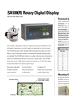 BEI - Model SA100R - Rotary Digital Display Datasheet