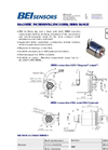 BEI - Model HHM3 - Magnetic Incremental Encoders - Datasheet