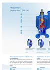 Frischhut - Model Hydro Max - Irrigation Hydrant Brochure