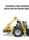 Musketier Mower Brochure