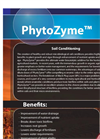 Microbiological Soil Conditions PhytoZyme
