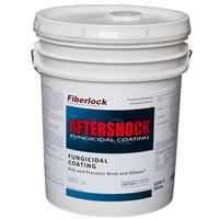 Fiberlock AfterShock - Model 8390-1-C4 - EPA Registered Fungicidal Coating – White